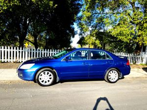 2006 Honda Accord V6 w/ SatNav + Options for Sale in Mountain View, CA
