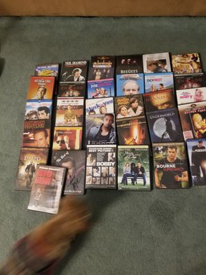 31 plus dvd movies for Sale in Federal Way, WA