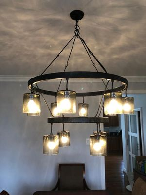 Pottery Barn Chandelier for Sale in Herndon, VA