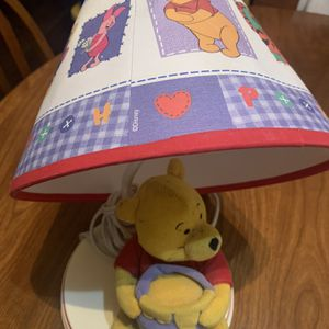 Winnie The Pooh Kids Lampshade for Sale in Anaheim, CA