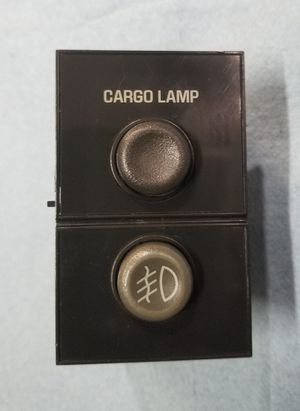 GM OEM Cargo Light And Fog Light Switch in Great Condition. for Sale in Gonzales, LA