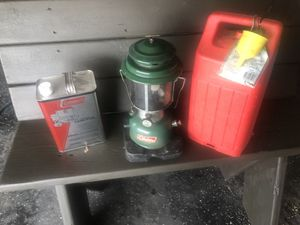 Coleman lantern for Sale in Denmark, WI