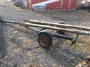 Utility Boat Jetski Trailer for Sale in Des Plaines, IL