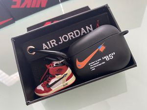 Chicago 1 Shoe Keychain w/ AirPod Pro case for Sale in Long Beach, CA