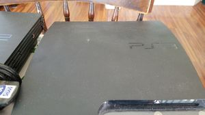 Sony ps2 and ps2 console only for Sale in Chula Vista, CA