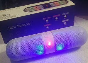 Mini bluetooth speaker with lights and FM radio for Sale in Granite Falls, NC