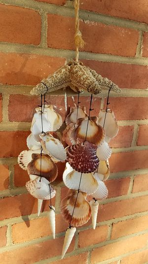 Seashell wind chimes for Sale in Arlington, VA