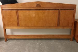 Hickory White King Size Headboard for Sale in Rockville, MD