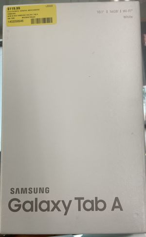 Samsung Galaxy Tablet for Sale in Jackson, MS