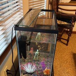 Fairly New Fish Tank Filter Heater And Stand for Sale in Sanger,  CA