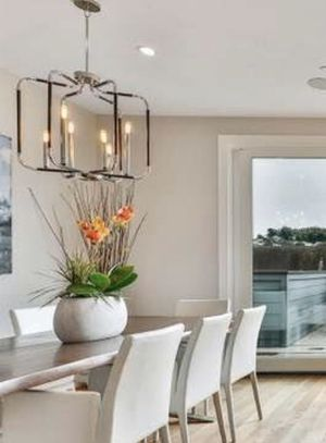 Brand new black and chrome chandelier for Sale in San Francisco, CA