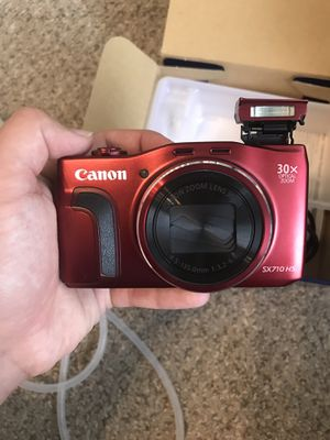 Canon PowerShot SX710 HS digital camera for Sale in Westfield, MA