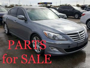PARTS 2009 , 2010 , 2011 , 2012 , 2013 , 2014 Hyundai Genesis 3.8 Sedan for Sale in Mill Creek, WA