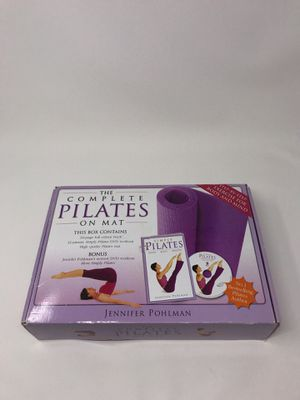 The Complete Pilates On Mat for Sale in Boston, MA