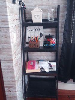 Corner Shelves-Black for Sale in Vancouver,  WA