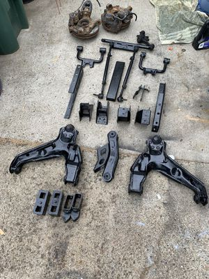 4inch Chevy skyjacker lift kit for Sale in Carmichael, CA