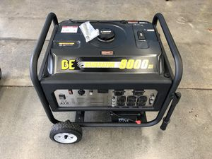BE 9000 Watt Generator for Sale in Vancouver, WA