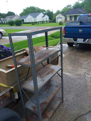 Metal shelving for Sale in Texas City, TX