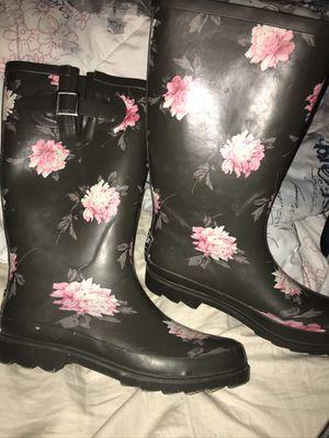 Austin & co Rain boots for Sale in Villa Rica, GA