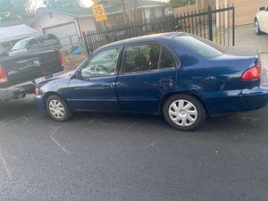 Toyota Corolla 2002 for Sale in Sacramento, CA
