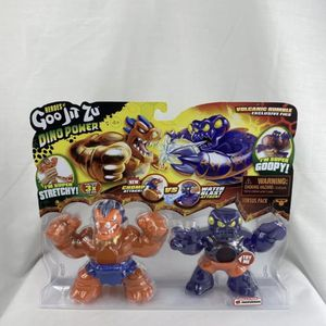 🔥IN HAND🔥2020 Heroes Of Goo Jit Zu Dino Power Volcanic Rumble Spider Vs Dragon for Sale in Peoria, IL