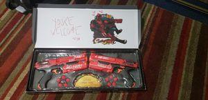Nerf Guns Deadpool Special edition for Sale in Sacramento, CA
