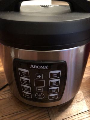 Aroma Rice Cooker for Sale in Riverdale Park, MD