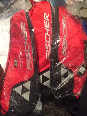 """NEW""Fischer Tennis Racket carry bags($75 each/3 for$150)31x10)""Retail$80"" for Sale in South Euclid, OH"