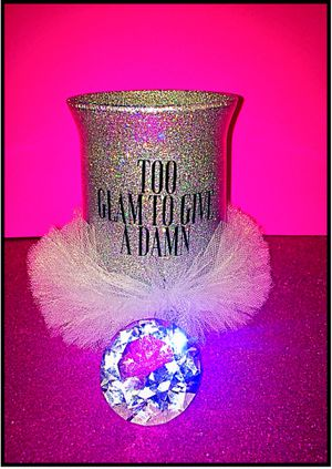 Glitter Makeup TuTu Holder for Sale in Baltimore, MD