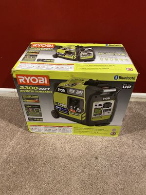Brand New Ryobi Generator 2300 WATTS for Sale in Cleveland, OH