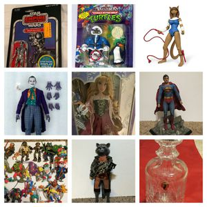 Collectibles for trade - Hot Toys, action figures, Disney doll for Sale in Phoenix, AZ
