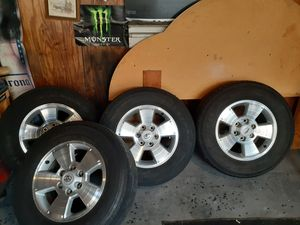 TOYOTA TACOMA WHEELS SIZE '17' for Sale in South Gate, CA