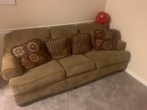 Antique loveseat and couch and chair W/ ottoman.Great deal for Sale in Temple Terrace, FL