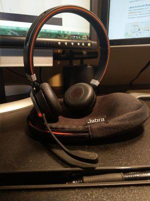 Jabra Evolve 65 Stereo Headset for Sale in Alexandria, VA