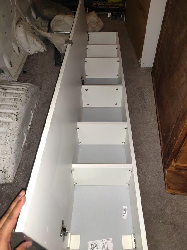 Ikea Lillangen Bathroom High Cabinet