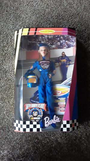 Nascar Barbie for Sale in Vancouver, WA
