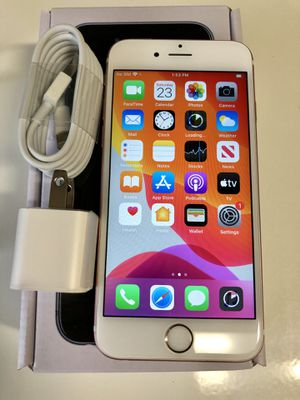 iPhone 6(S) 64gb. T-Mobile. Metro. Works great for Sale in Key Biscayne, FL
