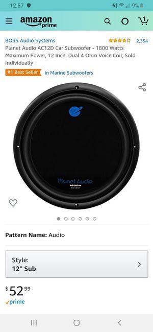 Planet Audio for Sale in Detroit, MI