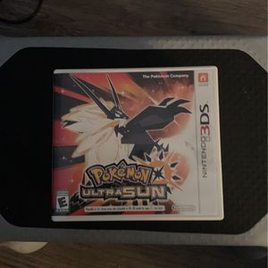 Pokémon Ultra Sun Nintendo 3DS for Sale in Phoenix, AZ