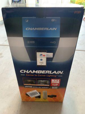 Chamberlain B1381 garage door opener for Sale in Chula Vista, CA