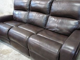 Baylor Italian Leather Sofa for Sale in Decatur,  GA