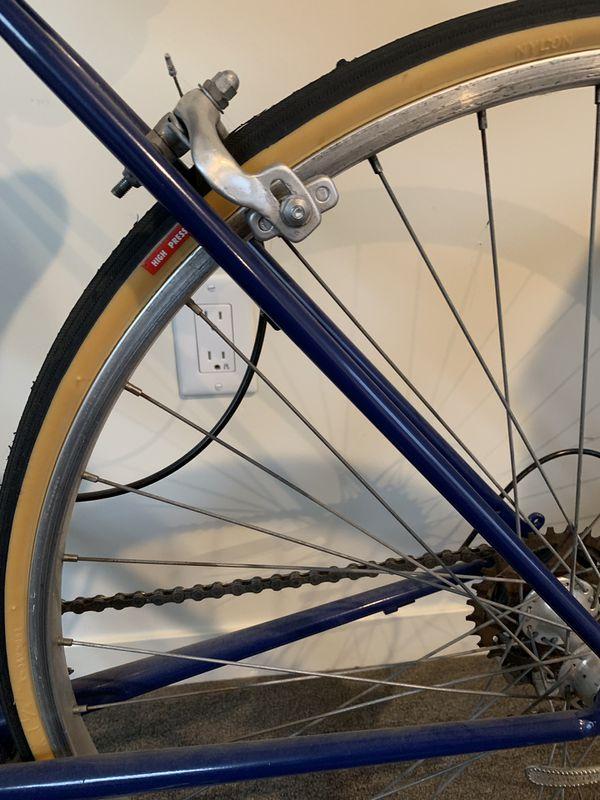 Vintage Road Bike - fully restored