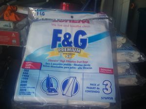 Filtered vacuum bags for Sale in Phoenix, AZ