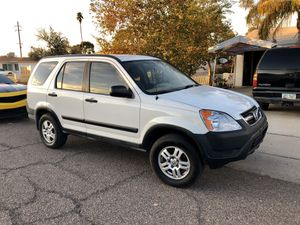 Honda CRV 2002 for Sale in Tempe, AZ