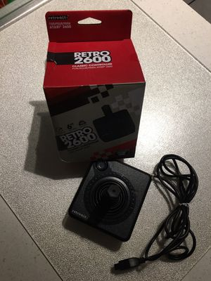 """ BRAND NEW NEVER USED!!! - [ 1- ATARI 2600 JOYSTICK ] !!!! ONLY $5 !!!!! for Sale in Orlando, FL"