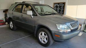 2002 Lexus RX300 AWD for Sale in Chandler, AZ
