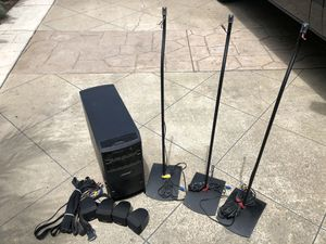 Bose Acousticmass 6 Series V Home Theater System for Sale in Encinitas, CA
