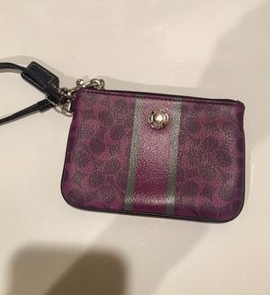 Wristlet- COACH for Sale in Pittsburgh, PA