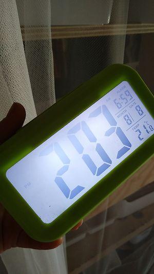 Alarm clock for Sale in Silver Spring, MD