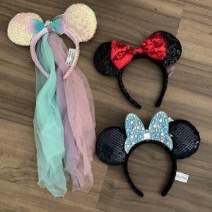 Disney Ears Bundle for Sale in Culver City, CA